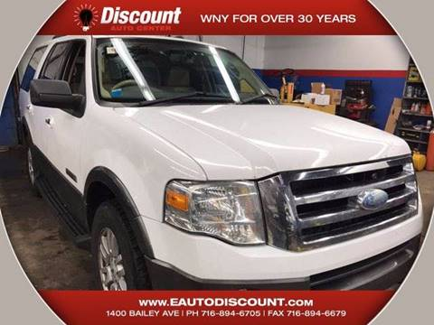 2007 Ford Expedition for sale at eAutoDiscount in Buffalo NY