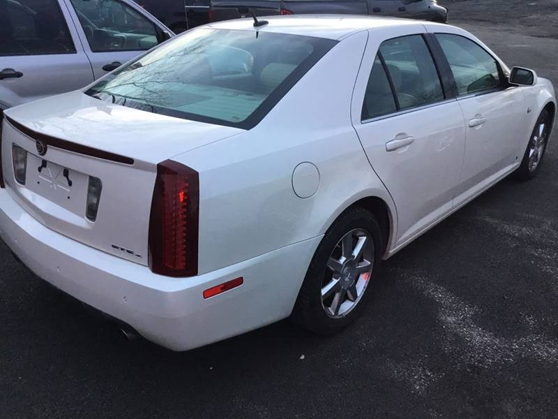 2007 Cadillac STS for sale at eAutoDiscount in Buffalo NY