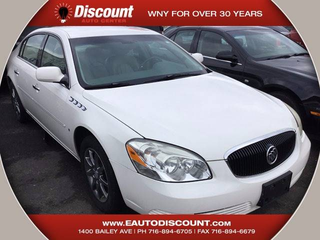 2007 Buick Lucerne for sale at eAutoDiscount in Buffalo NY