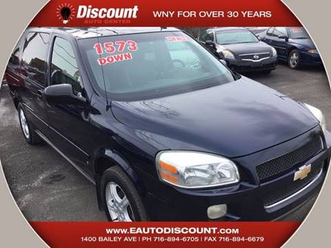 2006 Chevrolet Uplander for sale at eAutoDiscount in Buffalo NY