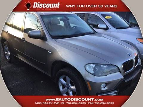 2008 BMW X5 for sale at eAutoDiscount in Buffalo NY