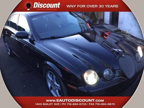 2004 Jaguar S-Type R for sale at eAutoDiscount in Buffalo NY
