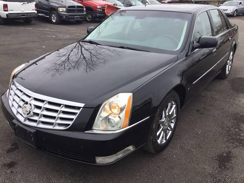 2008 Cadillac DTS for sale at eAutoDiscount in Buffalo NY