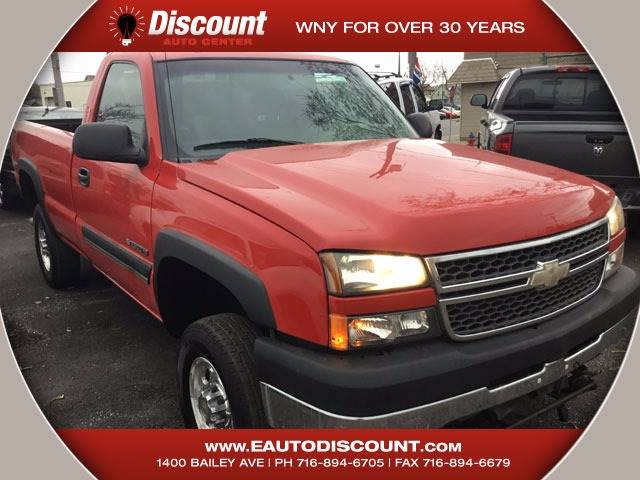 2005 Chevrolet Silverado 2500HD for sale at eAutoDiscount in Buffalo NY
