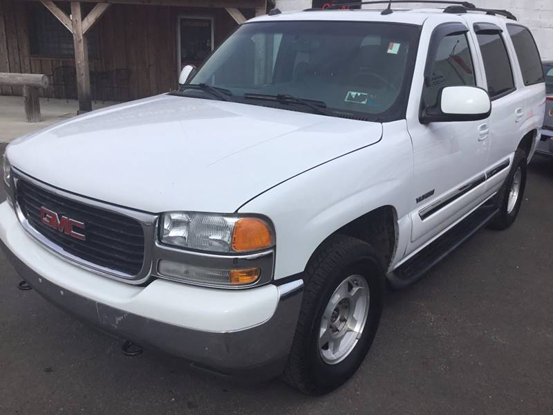 2005 GMC Yukon for sale at eAutoDiscount in Buffalo NY
