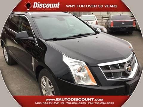 2011 Cadillac SRX for sale at eAutoDiscount in Buffalo NY