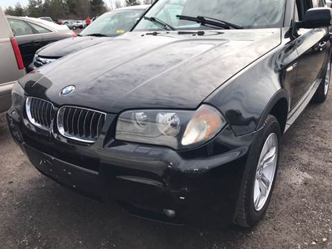 2006 BMW X3 for sale at eAutoDiscount in Buffalo NY