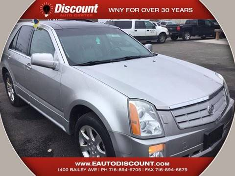 2007 Cadillac SRX for sale at eAutoDiscount in Buffalo NY