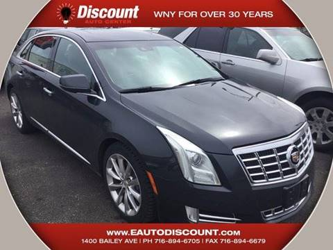 2013 Cadillac XTS for sale at eAutoDiscount in Buffalo NY