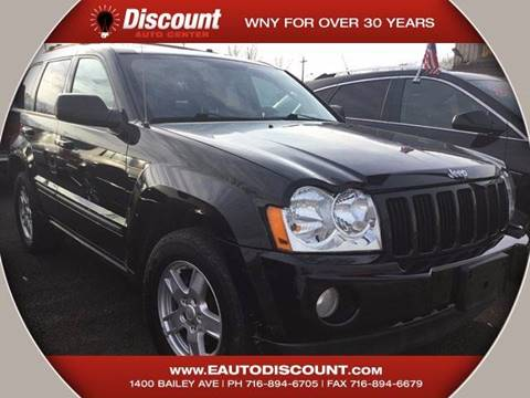 2007 Jeep Grand Cherokee for sale at eAutoDiscount in Buffalo NY