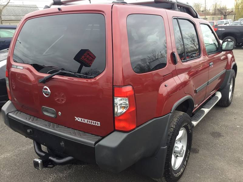 2004 Nissan Xterra for sale at eAutoDiscount in Buffalo NY
