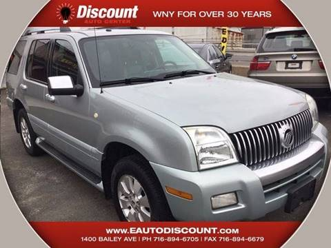 2006 Mercury Mountaineer for sale at eAutoDiscount in Buffalo NY