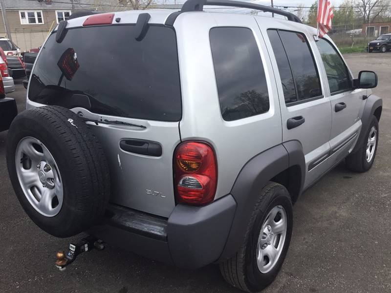 2004 Jeep Liberty for sale at eAutoDiscount in Buffalo NY