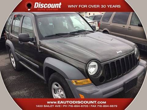 2005 Jeep Liberty for sale at eAutoDiscount in Buffalo NY