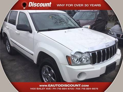 2006 Jeep Grand Cherokee for sale at eAutoDiscount in Buffalo NY