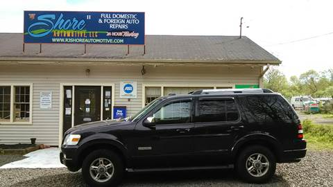 2006 Ford Explorer for sale at RJ SHORE AUTOMOTIVE, LLC II in North Branford CT