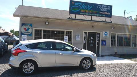 2012 Ford Focus for sale at RJ SHORE AUTOMOTIVE, LLC II in North Branford CT