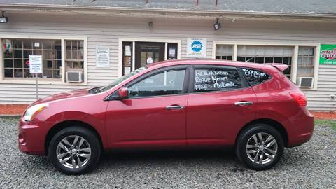 2010 Nissan Rogue for sale at RJ SHORE AUTOMOTIVE, LLC II in North Branford CT