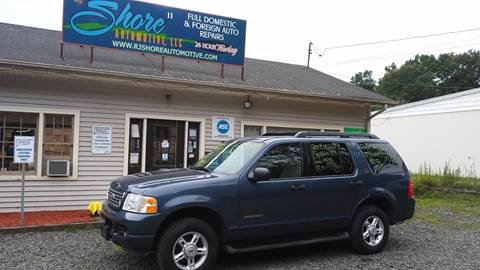 2005 Ford Explorer for sale at RJ SHORE AUTOMOTIVE, LLC II in North Branford CT
