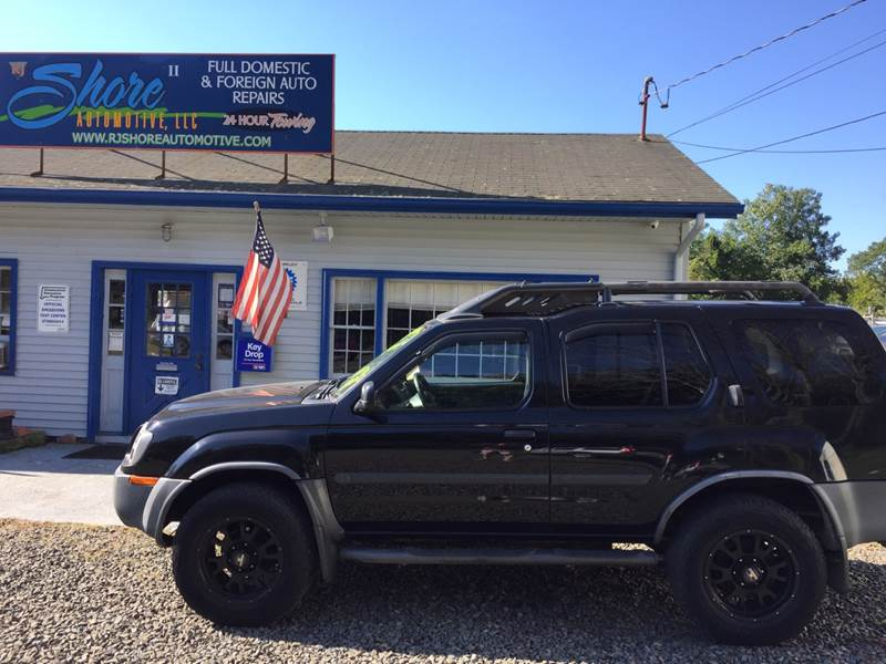 2004 Nissan Xterra For Sale At RJ SHORE AUTOMOTIVE II In North Branford CT