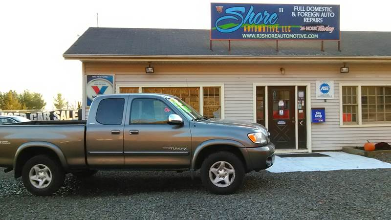 2003 Toyota Tundra For Sale At RJ SHORE AUTOMOTIVE II In North Branford CT