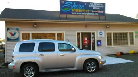 2011 Chevrolet HHR for sale at RJ SHORE AUTOMOTIVE, LLC II in North Branford CT