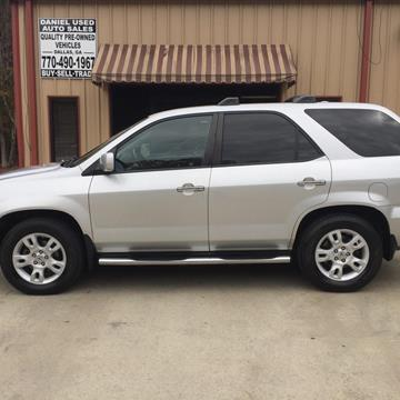 2006 Acura MDX for sale in Dallas, GA