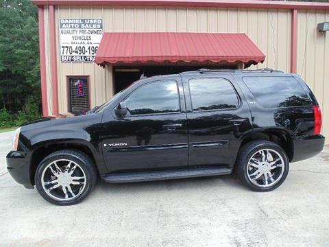 2007 GMC Yukon for sale in Dallas, GA