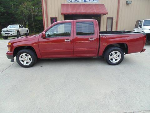 2011 Chevrolet Colorado for sale in Dallas, GA