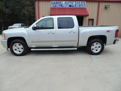 2013 Chevrolet Silverado 1500 for sale in Dallas, GA