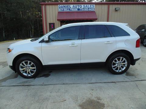 2011 Ford Edge for sale in Dallas, GA