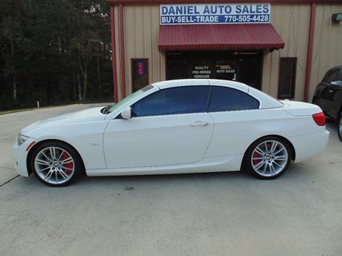 2011 BMW 3 Series for sale in Dallas, GA