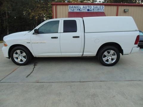 2012 RAM Ram Pickup 1500 for sale in Dallas, GA