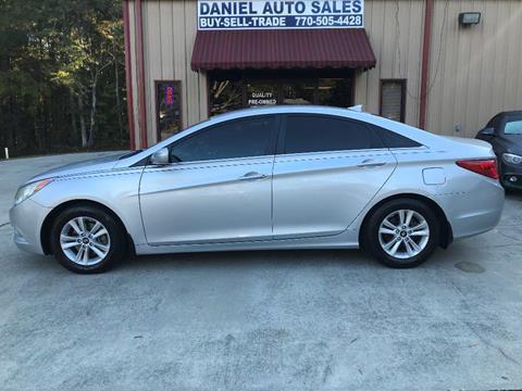 2013 Hyundai Sonata for sale in Dallas, GA
