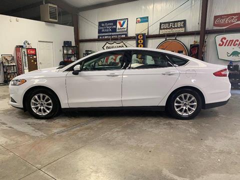 2015 Ford Fusion for sale in Dallas, GA