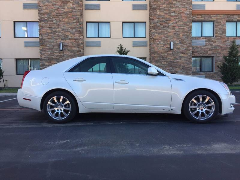 2008 Cadillac CTS for sale at Dallas Auto Lounge in Arlington TX