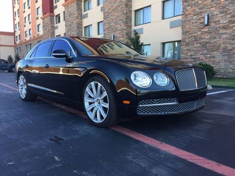 2015 Bentley Flying Spur W12 for sale in Arlington, TX