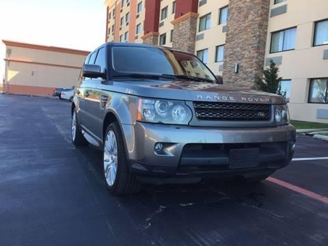2011 Land Rover Range Rover Sport for sale at Dallas Auto Lounge in Arlington TX