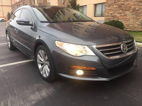2009 Volkswagen CC for sale at Dallas Auto Lounge in Arlington TX