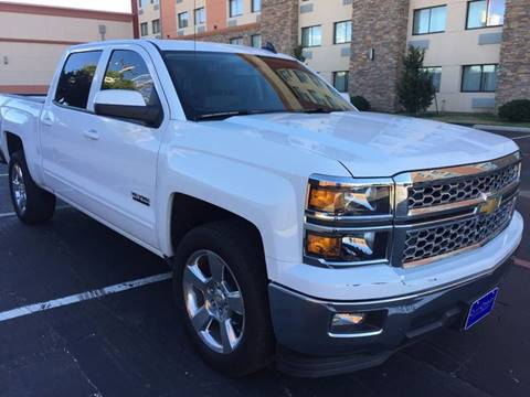 2015 Chevrolet Silverado 1500 for sale at Dallas Auto Lounge in Arlington TX