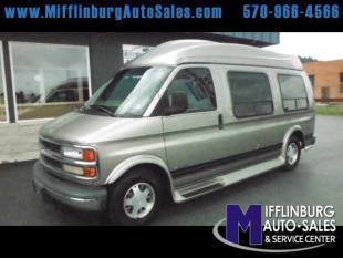 2001 Chevrolet Express Passenger for sale in Mifflinburg, PA