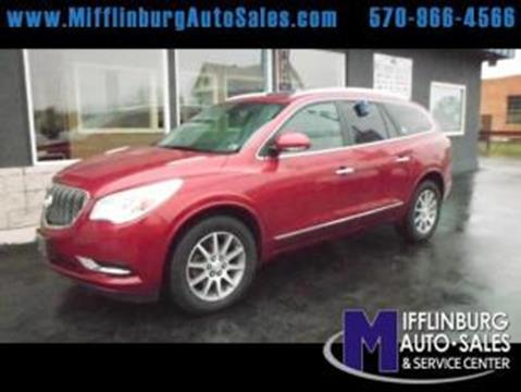 2013 Buick Enclave for sale in Mifflinburg, PA
