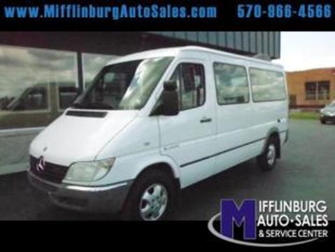 2006 Dodge Sprinter for sale in Mifflinburg, PA