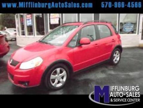 2011 Suzuki SX4 Crossover for sale in Mifflinburg, PA