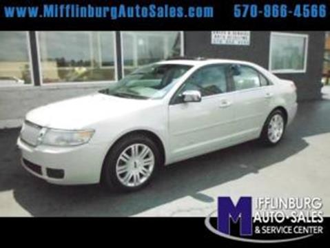 2006 Lincoln Zephyr for sale in Mifflinburg, PA