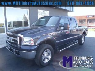 2007 Ford F-250 Super Duty for sale in Mifflinburg, PA
