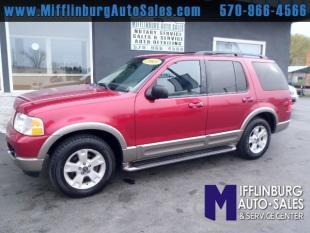2003 Ford Explorer for sale in Mifflinburg, PA