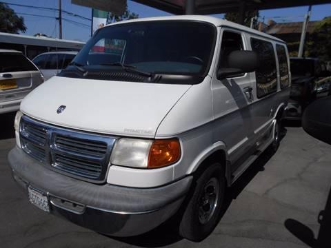 1999 Dodge Ram Van For Sale In San Jose CA