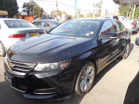 2014 Chevrolet Impala for sale in San Jose, CA
