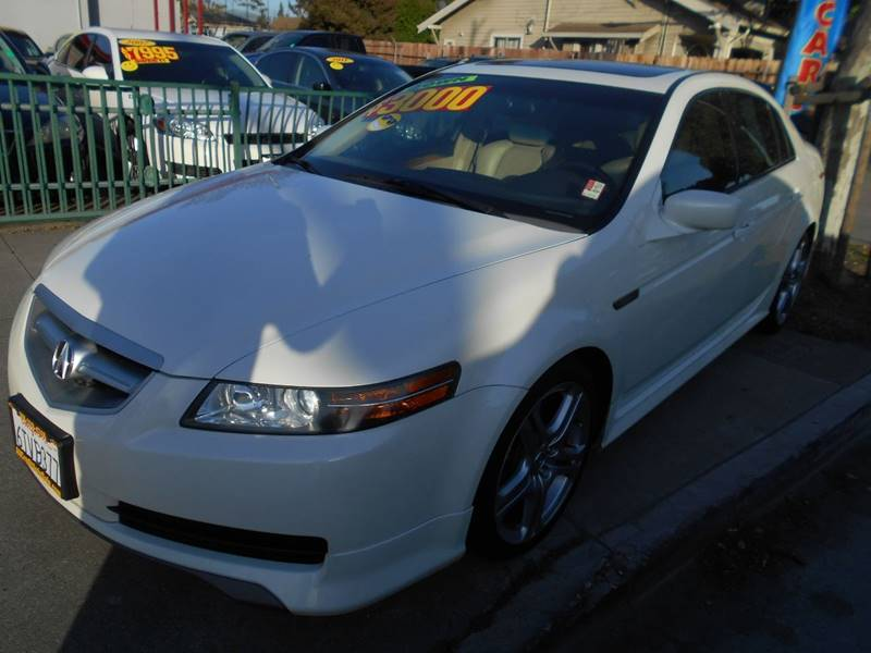 Acura TL WNavi In San Jose CA ALL CREDIT AUTO SALES - Acura tl 2006 for sale